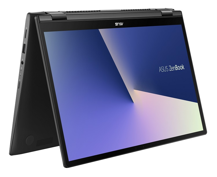Asus ZenBook Flip 14 UX463FA 14 Inch i5-10210U 4.2GHz 8GB RAM 256GB SSD Touchscreen Laptop with Windows 10 Home