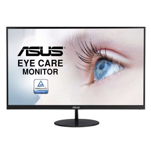 Asus VL249HE 23.8 Inch 1920 x 1080 5ms 250nit IPS Eye Care Monitor - HDMI, VGA, DisplayPort