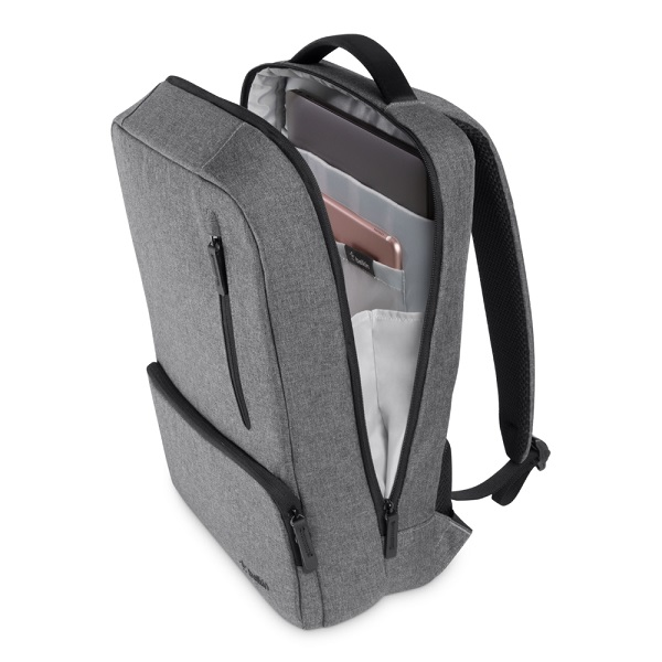 Belkin 15.6 Inch Classic Pro Laptop Backpack - Black