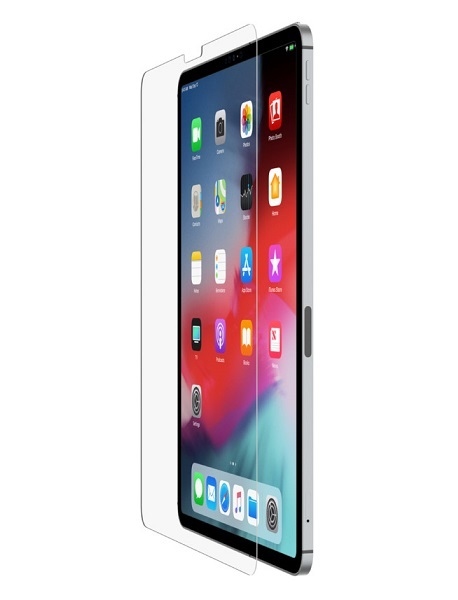 Belkin ScreenForce Tempered Glass Screen Protection for iPad Pro 12.9 - Transparent