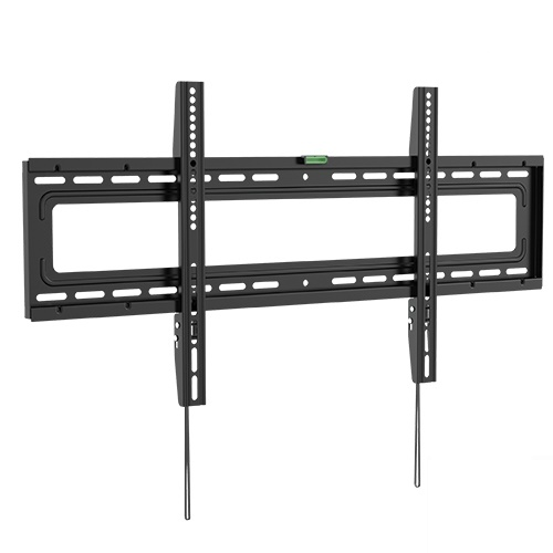 Brateck Economy Fixed Wall Mount Bracket for 37-70 Inch Curved & Flat Panel TVs or Monitors - Up to 50kg