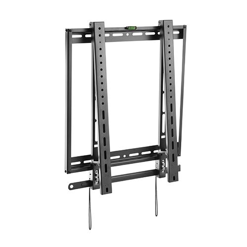 Brateck Portrait Screen Fixed Wall Mount Bracket for 45-70 Inch Flat Panel TVs or Monitors - Up to 50kg