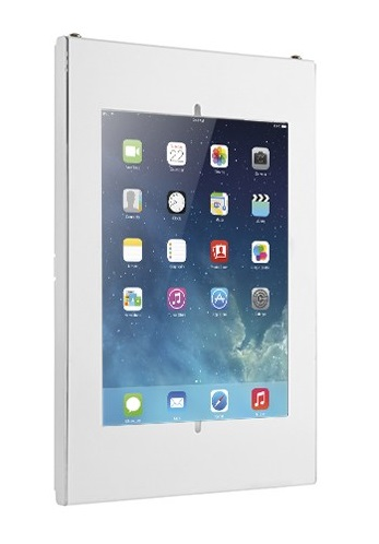 Brateck Anti-Theft Tablet Wall Mount Enclosure for 9.7-10.5 Inch Tablets