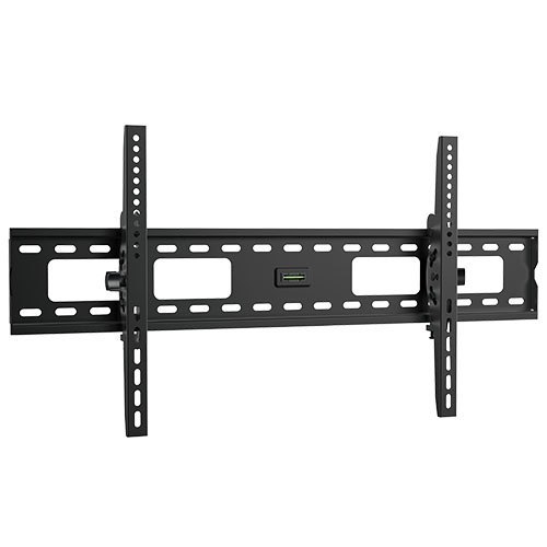 Brateck Classic Heavy-Duty Tilting Wall Mount Bracket for 37-70 Inch Curved & Flat Panel TVs or Monitors - Up to 75kg