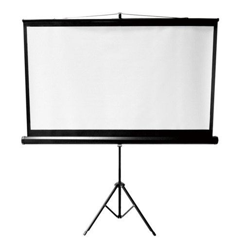 Brateck 100 Inch Standard 4:3 Projector Screen with Portable Tripod