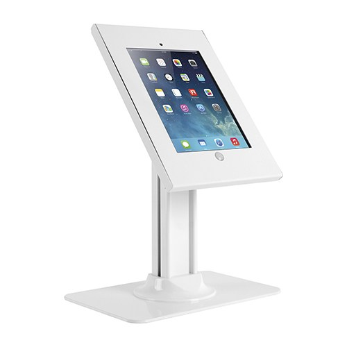 Brateck Steel Anti-Theft Countertop Tablet Kiosk for 9.7 Inch iPad, iPad Air and iPad Pro