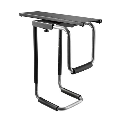 Brateck Heavy-Duty Under Desk PC Holder with 360 Swivel