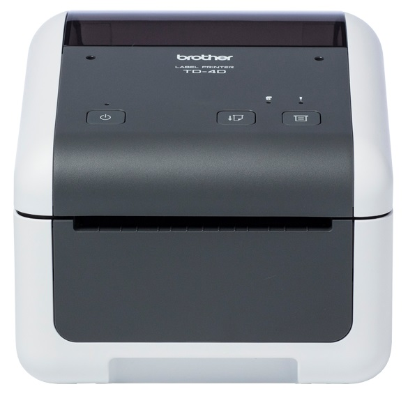 Brother TD-4550DNWB Direct Thermal Desktop USB Wireless Label & Receipt Printer