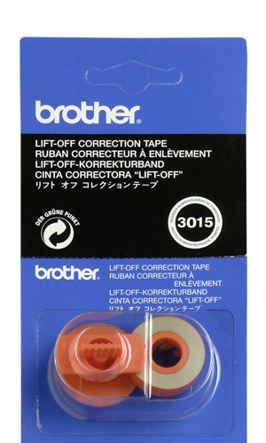 Brother 3015 Lift Off Correction Tape - 6 Pack