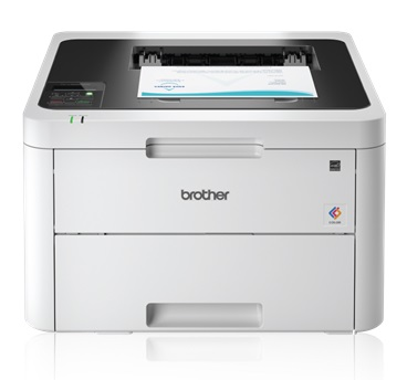 Brother HLL3230CDW A4 25ppm Duplex Wireless Colour Laser Printer + 4 Year Warranty Offer!
