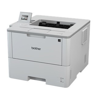 Brother HLL6400DW 50ppm Duplex Wireless Monochrome Laser Multifunction Printer + 4 Year Warranty Offer!