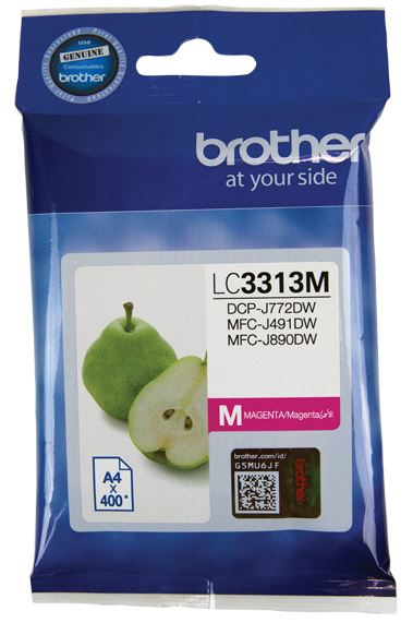 Brother LC3313 Magenta Ink Cartridge