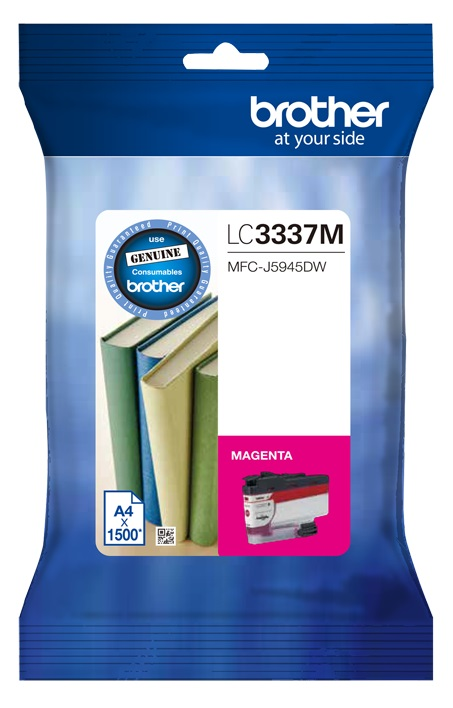 Brother LC3337M Magenta High Yield Ink Cartridge