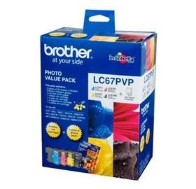 Brother LC67PVP Photo Value Pack