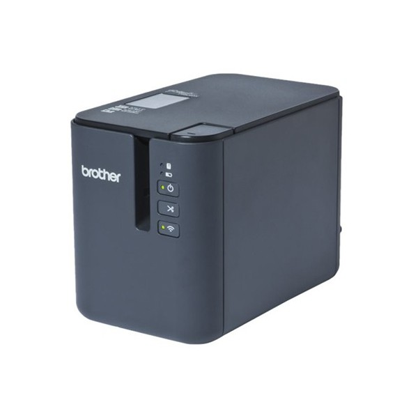 Brother P-Touch PT-P900W Wireless Direct Thermal Label Printer