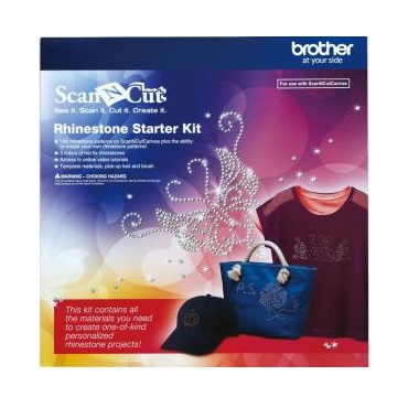 Brother Fabric Scan N Cut Rhinestone Kit