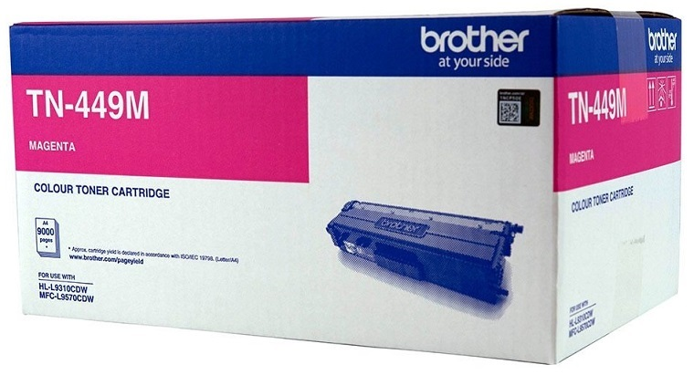 Brother TN449M Magenta Ultra High Yield Toner Cartridge
