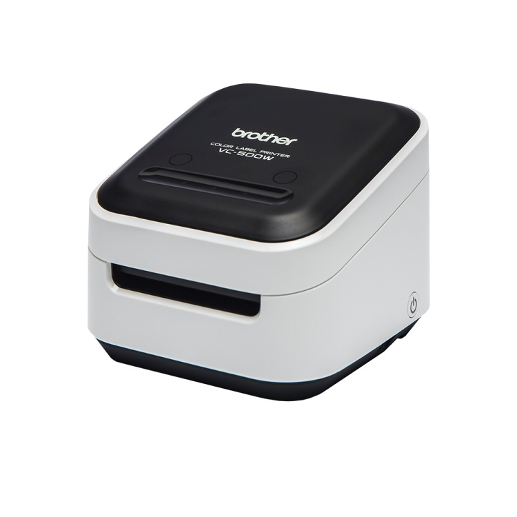 Brother VC-500W USB Wireless Full Colour Label Printer