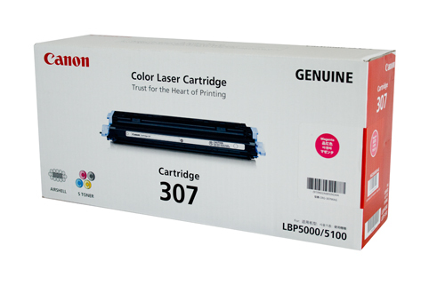 Canon CART307M Magenta Toner Cartridge