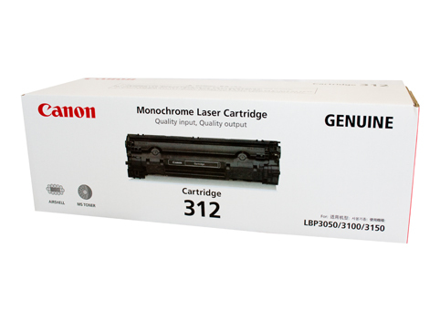 Canon CART312 Black Toner Cartridge