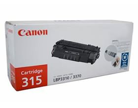Canon CART315 Black Toner Cartridge