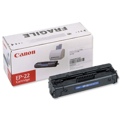Canon EP22CART Black Toner Cartridge