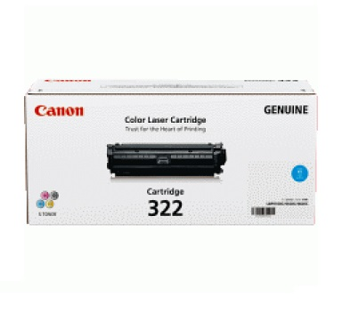 Canon CART322CII High Capacity Cyan Toner Cartridge