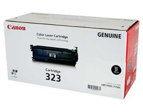 Canon CART323BK Black Toner Cartridge