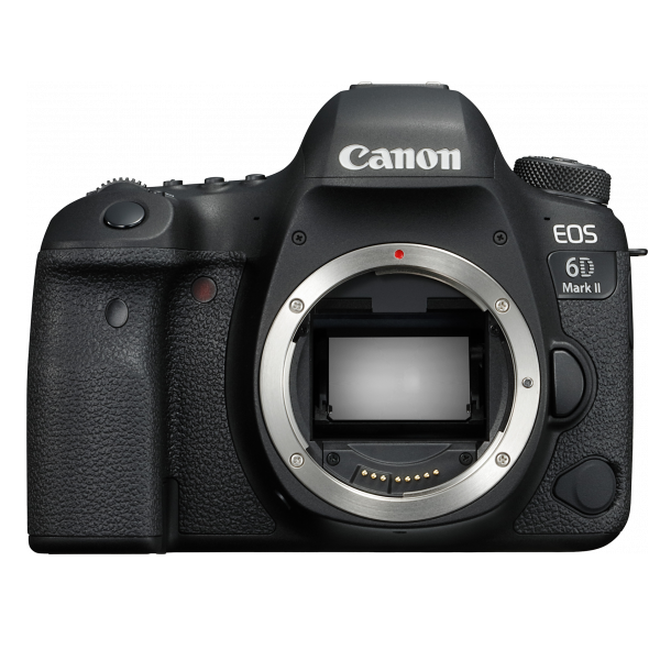 Canon EOS 6D Mark II 26.2 Megapixel Digital Camera - Body Only
