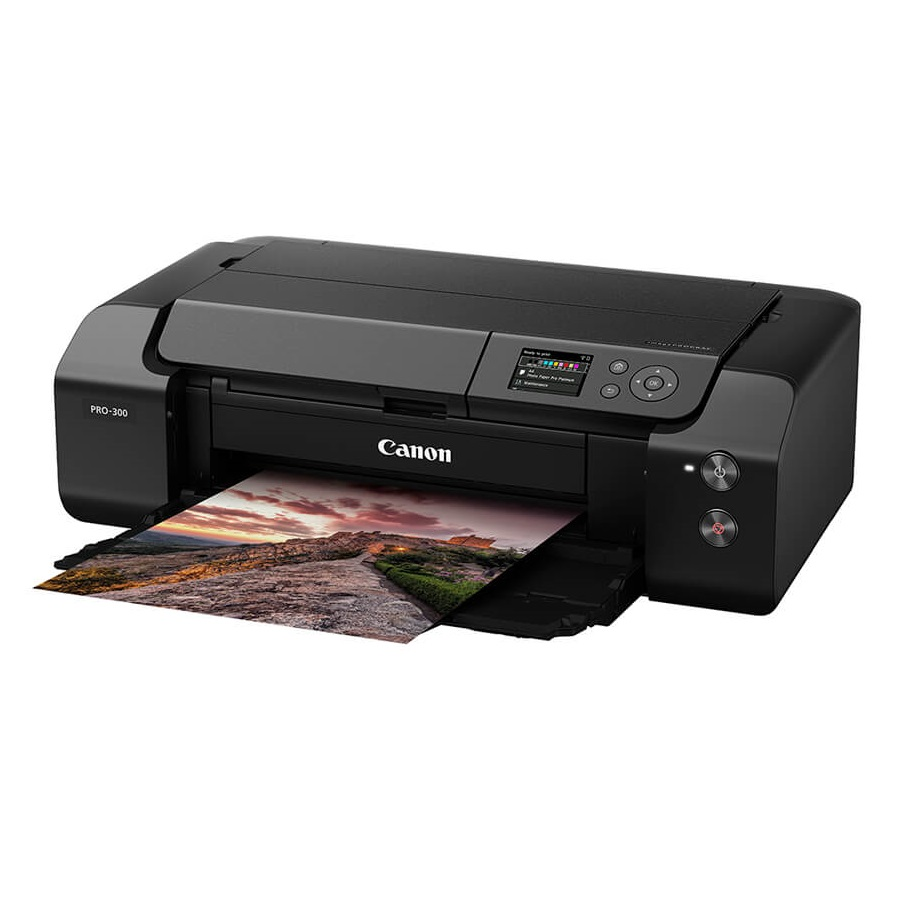 Canon imagePROGRAF PRO-300 A3+ Wireless Inkjet Printer