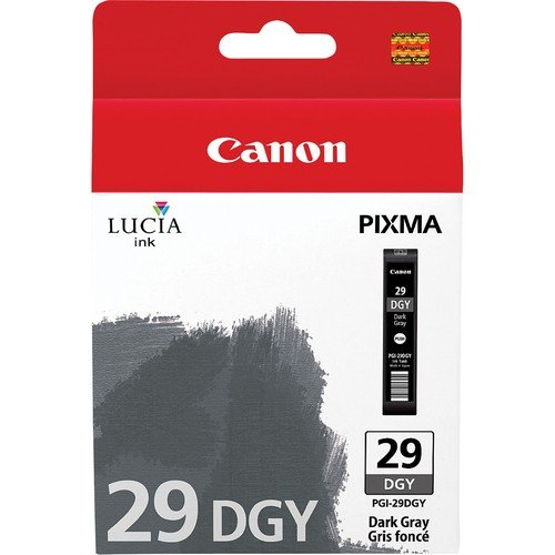 Canon PGI-29DGY Dark Grey Ink Cartridge for Pixma Pro-1 Printer