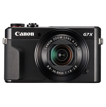 Canon Powershot G7X II 20.2 Megapixel 4.2x Optical Zoom Digital Camera + SD Card!