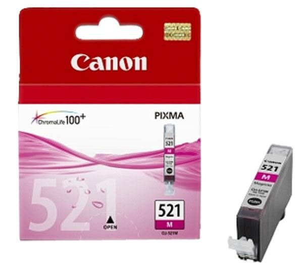 Canon CLI-521M Magenta Ink Cartridge