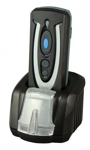 Cino Fuzzyscan Bluetooth USB Pocket Scanner with Cradle