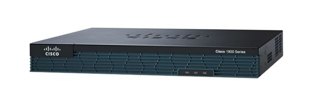 Cisco 1921 K9 Integrated Services Router 2 Ports 2 Slots