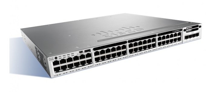 Cisco Catalyst 3850 48 Ports 10/100/1000 Manageable Ethernet Switch