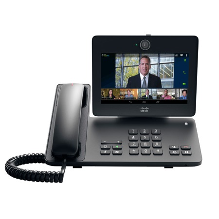 Cisco Desktop Collaboration Experience DX650