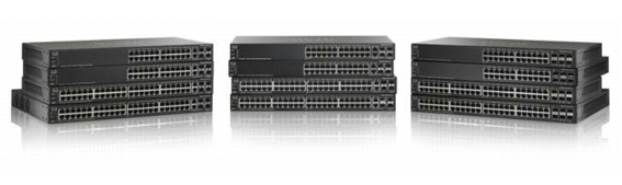 Cisco SG500 26 Ports Layer 3 Manageable POE+ Switch