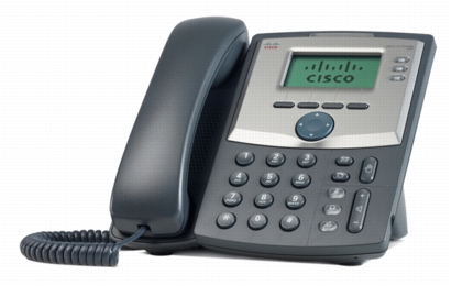 CISCO SPA303-G4 3 Line IP Phone