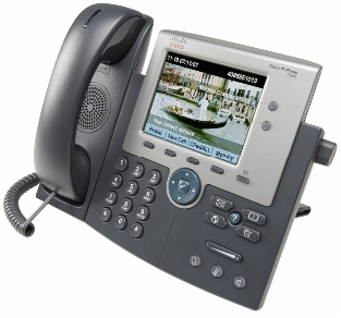 Cisco Unified 7945G IP Phone 2 x Total Line VoIP 2 x RJ45