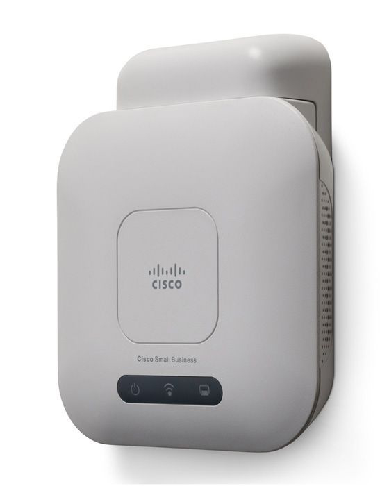 Cisco WAP121 IEEE 802.11n 300Mbps PoE Wireless Access Point