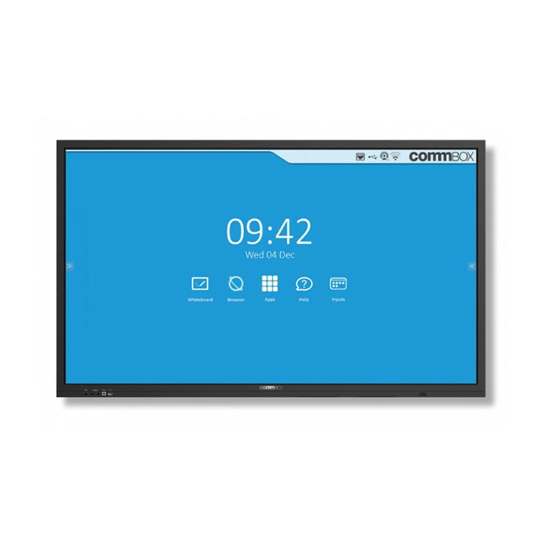CommBox Classic V3 98 Inch 4K 3840x2160 400nit IR Touchscreen Commercial Display