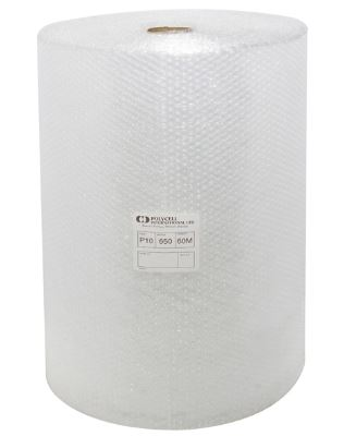 Croxley Polycell 650mm x 60m Clear Bubble Wrap