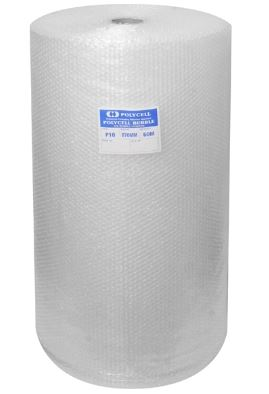 Croxley Polycell 870mm x 60m Clear Bubble Wrap