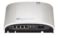 CTS 4 Port Residential Gateway 4 Port 10/100 + 2 Port FXS VoIP + 100M SC Uplink Single-Mode 30km