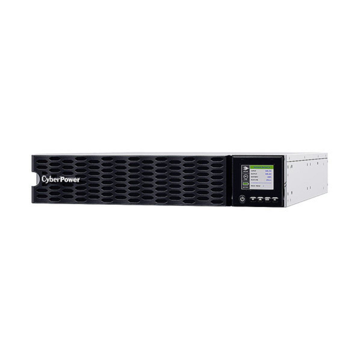 CyberPower High Density Series 6000VA 6000W 6 Outlet Online Double Conversion Rackmount UPS