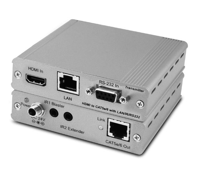 CYP HDMI HDBaseT HDMI over Cat5e/Cat6 Transmitter