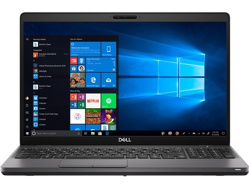 Dell Latitude 5500 15 6 Inch I5 Notebook Pfn5f Elive Nz