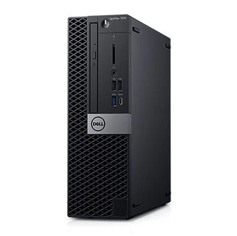 Dell OptiPlex 7070 i5-9500 4.4Ghz 8GB RAM 128GB SSD Small Form Factor Desktop with Windows 10 Pro