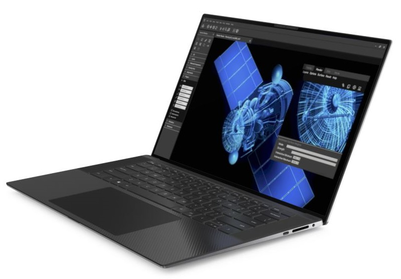 Dell Precision 5550 15.6 Inch i7-10875H 5.10GHz 16GB RAM 512GB SSD T2000 Mobile Workstation Laptop with Windows 10 Pro